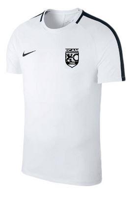 tee shirt nike blanc
